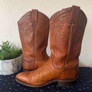 🤠 Frye Cowboy Boots Size 10